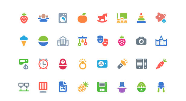 Cosmo: 100 Free Icons