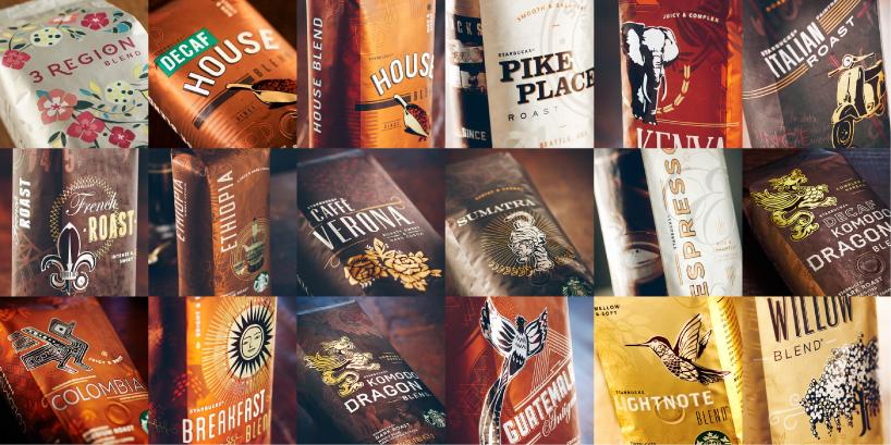 【2016~2017年度版】スタバの全コーヒー豆紹介!《ギフトにもオススメ》
