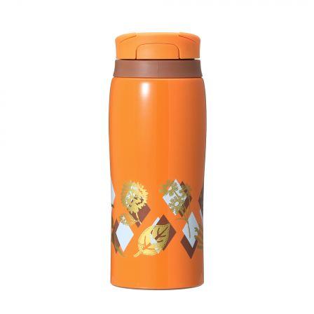 ステンレスアデリーボトルオレンジ