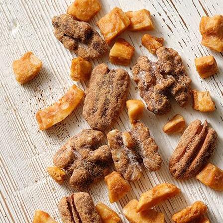 キャラメルナッツ&ココナッツ
