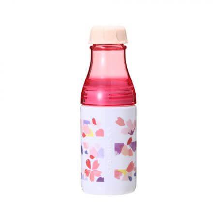 SAKURA2018サニーボトルフラワーストライプ