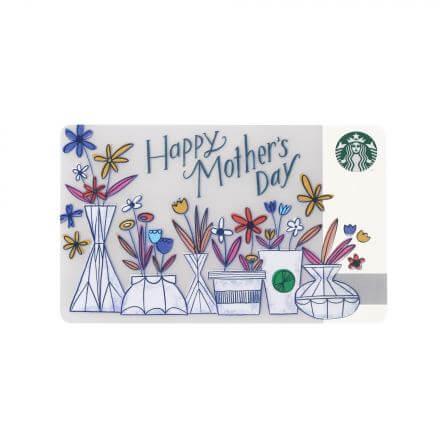 スターバックス カード Happy Mother's Day 18